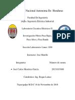 Investigacion Filtros Pasa Bajos, Pasa Altos y Pasa Banda.docx