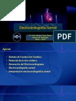 1. Electrocardiografía Normal 1
