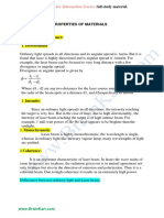 271 - PH8252 Physics for Information Science - Notes UNIT IV OPTICAL PROPERTIES OF MATERIALS.pdf