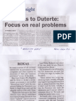 Malaya, Apr. 8, 2019, Roxas to Duterte Focus on real problems.pdf