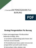 PROGRAM PENCEGAHAN FLU BURUNG.pptx