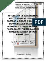 ESTIMACION DE PARAMETROS GEOTECNICOS EN UN SECTOR DE PUERTO LA CRUZ - FRANKLIN ALARCON.pdf