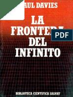 Davies Paul - La Frontera Del Infinito.pdf