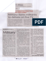 Manila Times, We have Treated you too well for too long Military dares militants to debate on live TV.pdf