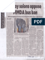 Philippine Daily Inquirer, Apr. 8, 2019, Albay solons oppose MMDA bus ban.pdf