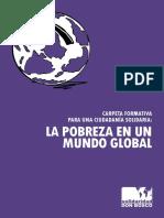 La Pobreza en El Mundo Global
