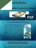 Report e estudio tecnico
