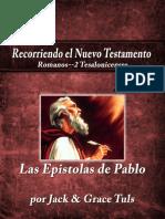 Las Epistolas de Pablo