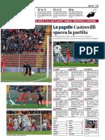 La Provincia Di Cremona 08-04-2019 - Le Pagelle