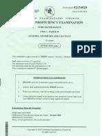 Unit 1 Pure Mathematics (2010)   P2.pdf
