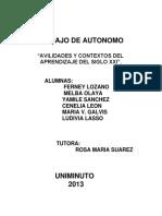 APRENDER APRENDER ESCENARIO DEL SIGLOXXI.docx