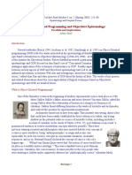 Essay - Object Oriented Programming and Objectivism.pdf