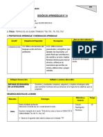 COMUNICACION SESIÓN DE APRENDIZAJE N 14.docx