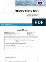 Sample COT_Observation_Guide_and_Tool - Ronel Balistoy.pptx
