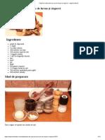 1. Pulpă de Căprioară Cu Sos de Hrean Și Ciuperci - Reţetă Culinară