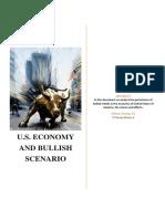 US economy and Bullish Scenario