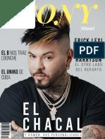 Icony Magazine Primera Edicion