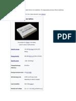 Litium-Ion Battery.docx