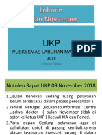 Lokmin Bulan November 2018