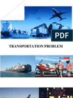 JD QAM 1 SESSION 12 Transportation