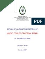 Tanatología forense octubre 2007