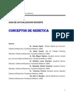 conceptos de genetica