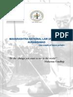 Gandhi Seminar Brochure