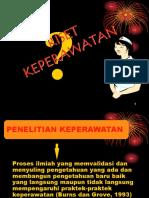 3.RISET KEPERAWATAN