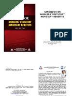 2019 Edition of Handbook on Workers Statutory Monetary Benefits 1