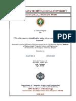 Seminar Report Format - Karthik