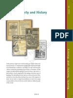 Novels, Society and History