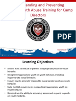 Camp Director Youth on Youth Incident Prevention Powerpoint 20180109 (Final)