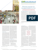 Winning strategies for emerging markets in Asia