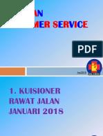 1. Laporan Costumer Service Bulan JANUARI 2018.ppt
