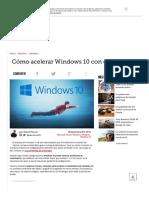 Cómo acelerar Windows 10 con estos trucos - ComputerHoy.pdf