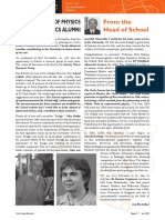 2004 Physics Alumni Newsletter