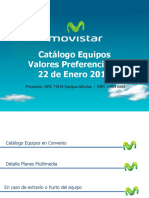 Walmart Catálogo de Equipos Planes Multimedia 22 de enero 2019.pptx