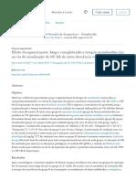 Artigo. Efeito do aquecimento de yang e suplementação da terapia de moxabustão renal na via de sinalização de NF-κB de ratos com demência vascular - ScienceDirect.pdf