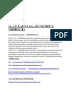 Dr APJ Abdul kalam fees.docx