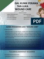 Klinik Perawatan Luka Kel Fix.4
