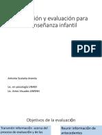 01 Planeación y Evaluación Para Le Enseñanza Infantil
