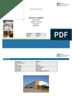 Sample Audit Warehouse Audit 15-1-2018