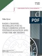 Radio channel modelling for 5G.pdf