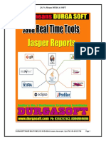 8. Jasper Reports