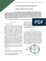 Analysis of a Corona-Discharge Based Electrostatic Motor