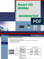 Modbus Tcp_smart Io(Bssa)