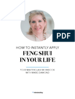 Instantly Apply Feng Shui in Your Life by Marie Diamond