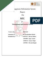 KFC's MIS.pdf