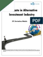 OTC Derivatives Module