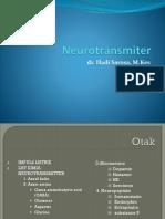 Neurotransmitter pada penyakit jiwa